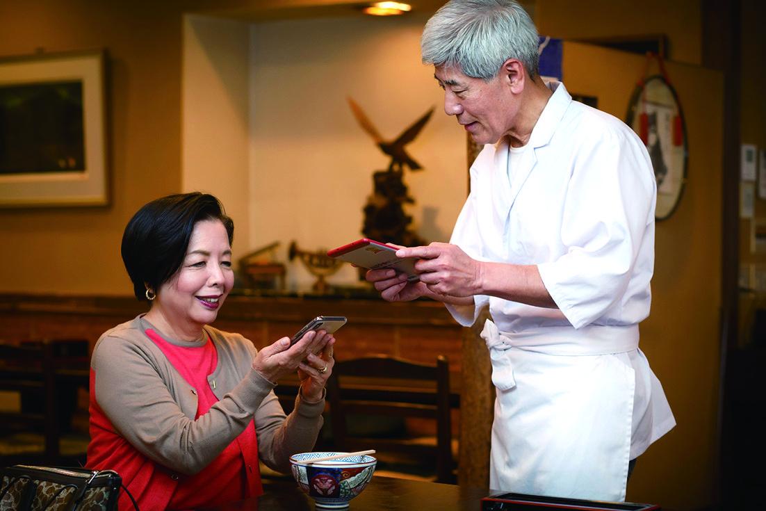 日本全国で雇用を創出しながら 中小個店・商店街を活性化する
